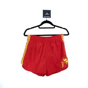VS PINK USC Leopard Athletic Shorts